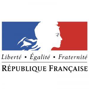 Republique francaise logo