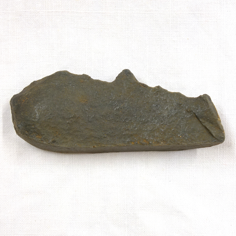 Bec, industrie lithique acheuléenne, Caune de l'Arago (Tautavel)
