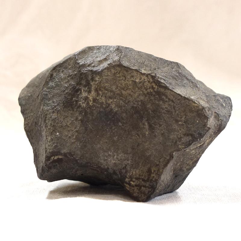 Nucléus, industrie lithique acheuléenne, Caune de l'Arago (Tautavel)