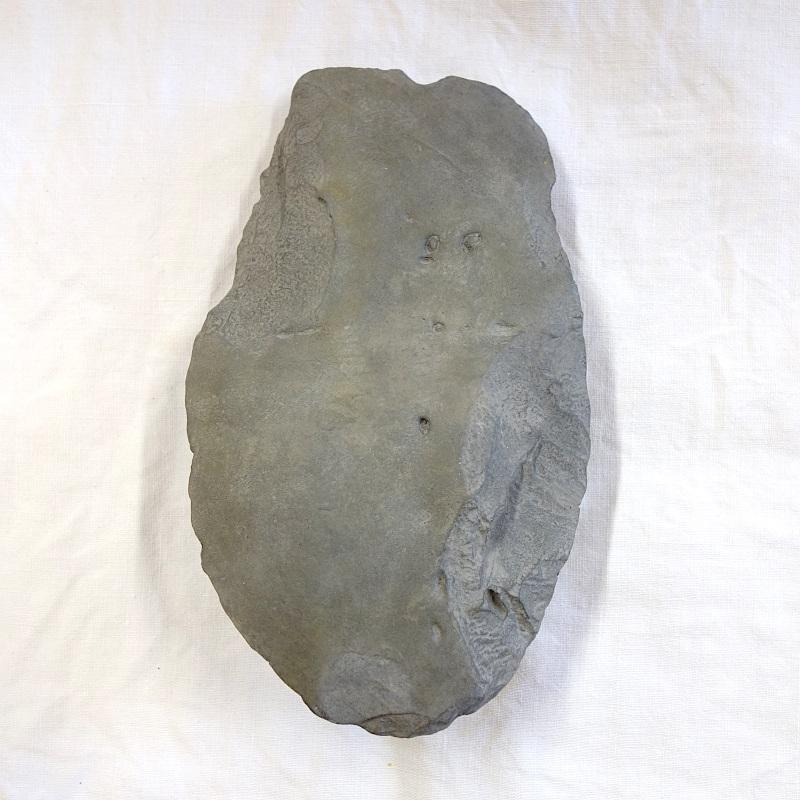 Hachereau, industrie lithique acheuléenne, Terra Amata (Nice)